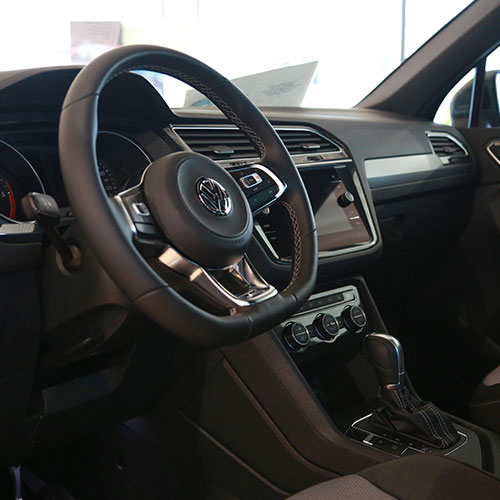 Innenausstattung VW